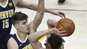 Los Nuggets se impusieron a Orlando Magic
