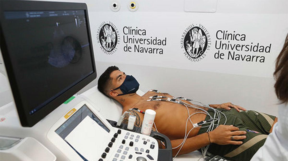Luis Suárez ya es rojiblanco. Así ha sido el reconocimiento médico con su nuevo club