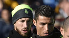 El Manchester United se fija en Ramos y Cristiano