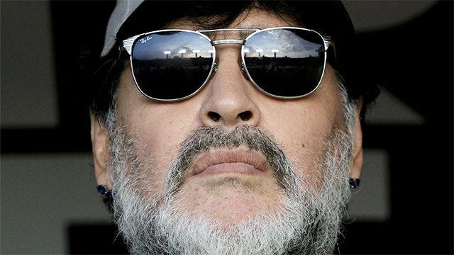 Maradona dice que no se está muriendo y critica a los que mienten sobre él