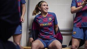 Mariona Caldentey, futbolista del FC Barcelona