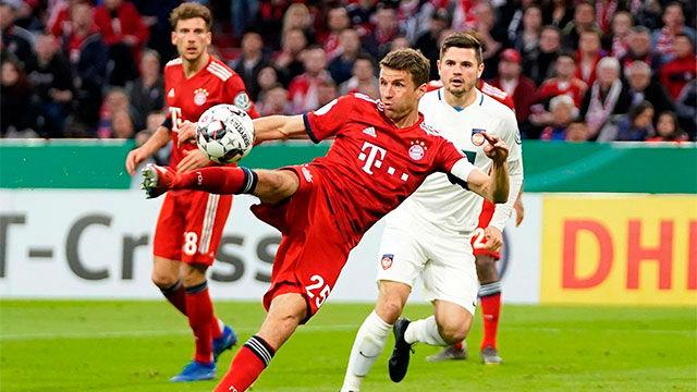 Lo mejor de Muller en el Bayern de Múnich