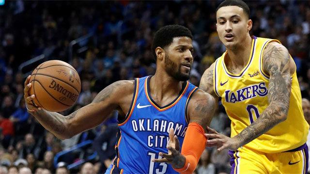 Lo mejor de la NBA, protagonizado por Kuzma y Joki