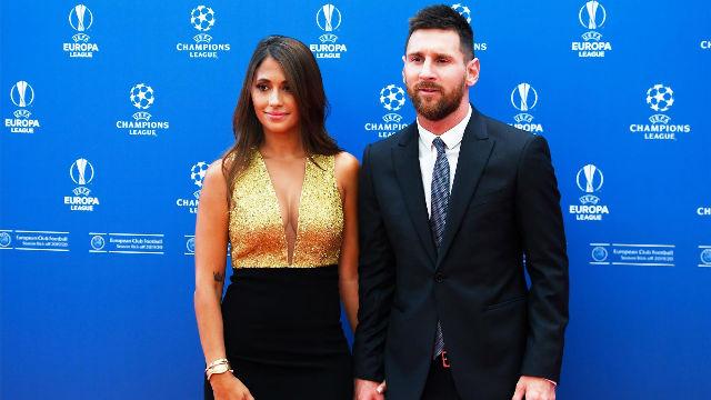 Messi: Antonela sabe cómo entrarme, especialmente en los malos momentos
