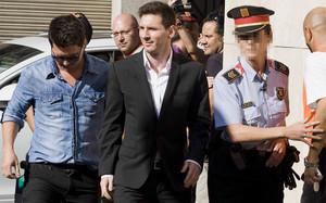 Juicio Messi