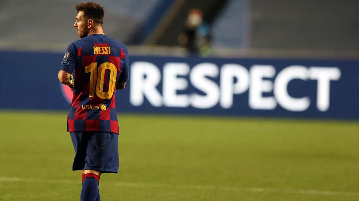 La irrechazable oferta del Manchester City a Messi