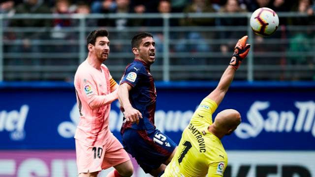 Messi volvió a maravillar con un golazo de vaselina