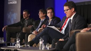 Moreno, en el World Soccer Congress
