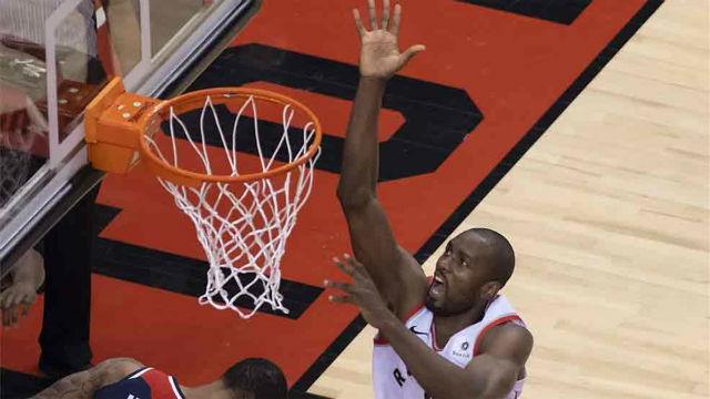 NBA VIDEO | Así fueron los Playoffs de la NBA entre Wizards y Raptors