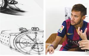 Los jugadores del Barcelona aprenden a ser relojeros 82ae4d6e954