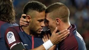 Neymar ha sido protagonista de las declaraciones del exagente de Verratti