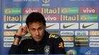 Neymar no vive su mejor momento con Brasil