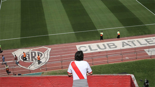 River Plate reject decision to play Copa final in Spain class=