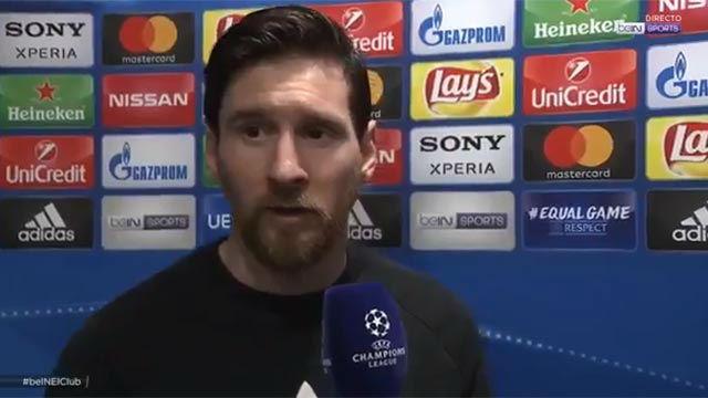 Palabra de D10S: Esto dijo Messi tras su exhibición ante el Chelsea