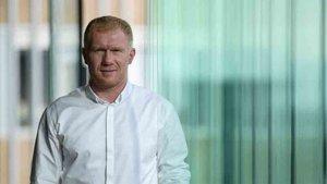 Paul Scholes será entrenador del Oldham Athletic