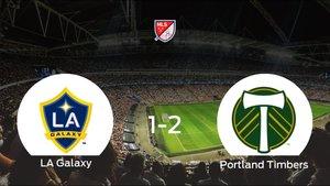 El Portland Timbers se lleva tres puntos después de derrotar 1-2 al LA Galaxy