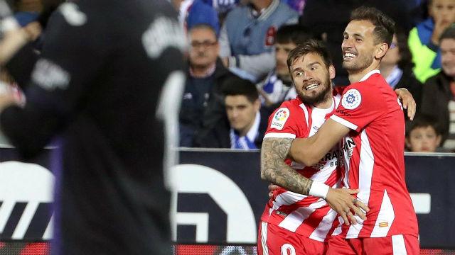 Portu da la victoria al Girona