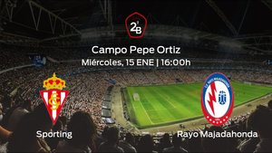Previa del encuentro: Sporting B - Rayo Majadahonda