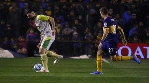 Primera victoria en casa en la temporada para Boca