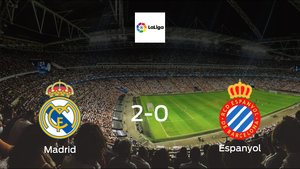 Real Madrid cruise to a 2-0 victory vs. Espanyol at Santiago Bernabeu