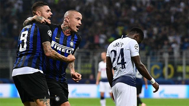 Remontada y triunfo de Inter