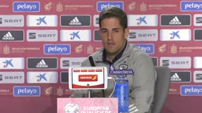Robert Moreno analizó su papel en la clasificación de España para la Eurocopa