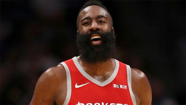 Rockets pasaron por encima de los Grizzlies con un espectacular Harden