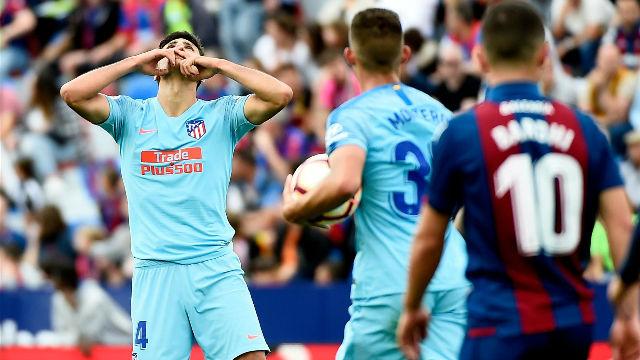 Rodri respondió con este golazo al interés del Barça