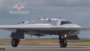 Rusia pone en vuelo su primer dron de combate de 20 toneladas