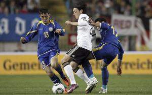 La selección de fútbol de Kazajistán está en crecimiento en los últimos años