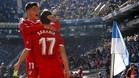 El Sevilla alcanza al Madrid en la clasificación