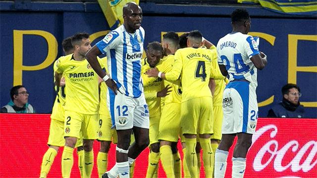 El Villarreal se acerca a la permanencia