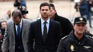 Xabi Alonso es el único de los futbolistas que reafirma su inocencia