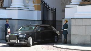 Putin es investido presidente ruso por cuarta vez