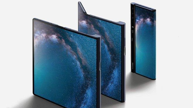 Huawei confirma que retrasa el Mate X hasta el mes de septiembre