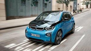 BMW i3, el compacto eléctrico de la firma bávara.