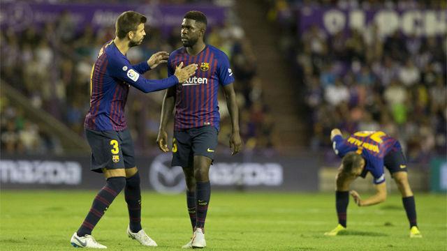 Alarma en el Barça: problema central