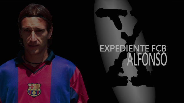 Alfonso, el expediente X más blanco hasta la fecha