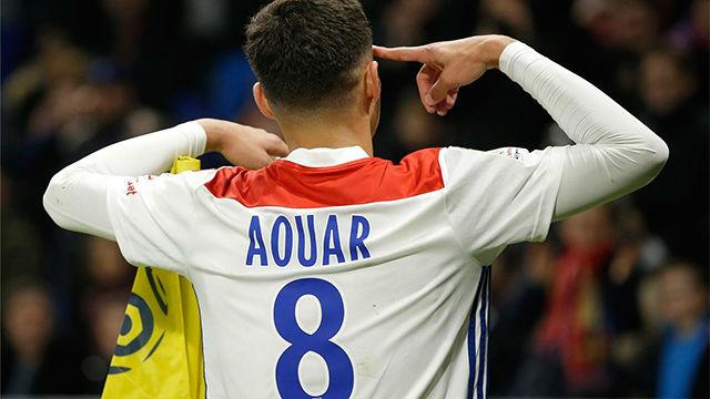 A Aouar le sigue media Europa por cosas como esta: ¡Qué defición!