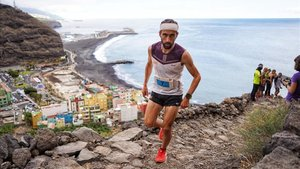 Aritz vence en la Media Maratón de Transvulcania y cuarto en el KV