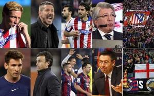 Las cinco diferencias entre el Barça y el Atlético  aabf83fe660be