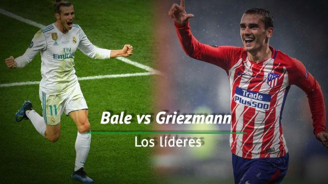 Bale VS Griezmann, duelo de líderes en la Supercopa de Europa