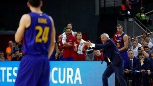 El Barça deberá crecer compitiendo; no queda otra