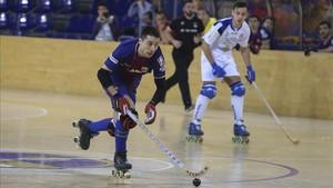 El Barça doblegó al Follonica y luchará por el cetro continental