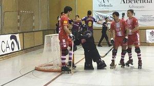 El Barça Lassa tuvo que apretar los dientes en Girona