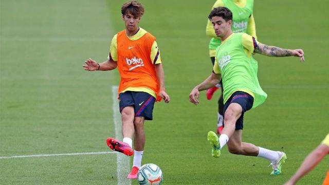 El Barça B ya prepara su asalto a la Segunda Divisón