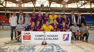 El Barça ya tiene el primer trofeo de la temporada
