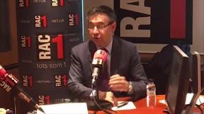 Bartomeu: Messi puede ganar una, dos o tres Champions más