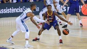 Brancou Papi Badio tuvo un feliz debut en la ACB