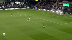 Bruno Fernandes sentenció al Rosenborg con un golazo